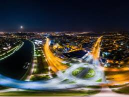 Tworzenie panoramy 360 z plików RAW