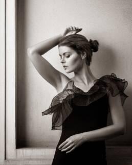 Kaktus.studio - Fotografia - Portret Danusi B&W